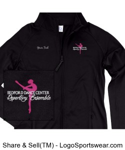 Ensemble Studio Jacket - Youth size Design Zoom